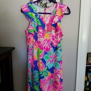 NWT Lilly Pulitzer Jungle Utopia Esmeralda Dress